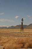 Windmühle in Texas Lizenzfreie Stockfotografie