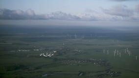 windmühlen stock footage
