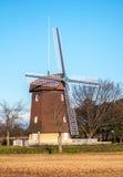 Windmühlen-Dorf Lizenzfreies Stockbild