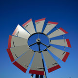 Windmühlen-Nahaufnahme-Detail Lizenzfreie Stockfotos
