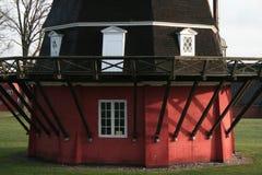 Windmühlen-Rahmenkonstruktion Lizenzfreies Stockbild