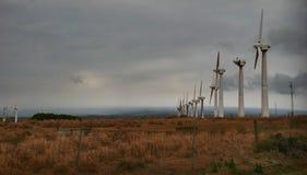 Windmühlen von Hawaii Lizenzfreie Stockfotos