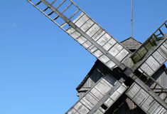 Windmühlenblätter Stockfotografie