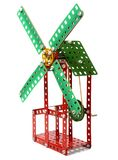 Windmühlenspielzeug Lizenzfreie Stockbilder