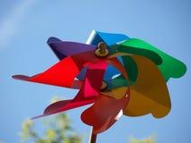 Windmühlenspielzeug Stockbilder