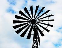 Windmühlenwasserturm Stockfotografie