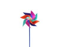 Windmil del giocattolo Fotografia Stock Libera da Diritti