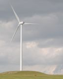 windmill 0001 Royaltyfri Bild
