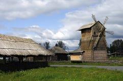Windmill-1 Fotos de archivo