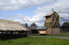 Windmill-1 Stockfotos