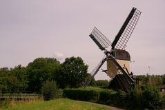Windmill Royalty Free Stock Photos