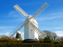 Windmill. This windmill is based in East Sussex Royalty Free Stock Images