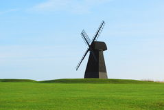Windmill Royalty Free Stock Photos