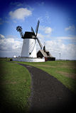 Windmill. Lytham St Annes,UK Royalty Free Stock Images