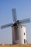 Windmill. In Campo de Criptana, Spain Stock Image