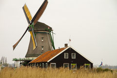 Windmill Stock Photo
