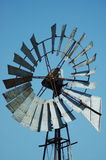 Windmill. On a african farm Royalty Free Stock Photos
