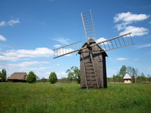 Free Windmill Royalty Free Stock Image - 24902896