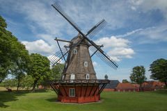 Windmill Royaltyfria Bilder