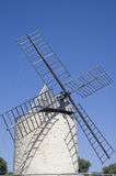Windmill. A nice view of a ancient windmill Royalty Free Stock Photo