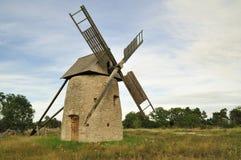 Windmill Royalty Free Stock Photo