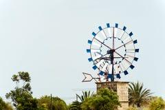 Windmill in Majorca Royalty Free Stock Photos