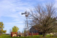 Windmill#3 Royalty Free Stock Image