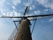 Windmill 2 Royaltyfri Foto