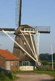 Windmill. Dutch Windmill Stock Photography