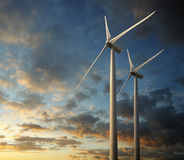 Free Windmill Stock Photography - 8620352