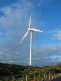 Windmill. Modern Energy Source - Windmill stock images
