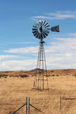 Windmill. In the country Stock Images