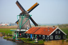 Windmill Royalty Free Stock Photography