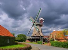 Windmill Accum royalty free stock image