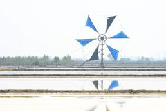 Windmill for agriculture Royalty Free Stock Image