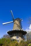 Windmill in Alkmaar Stock Image