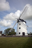 Windmill, Anglesey, Wales. Traditional windmill in Anglesey, Wales Royalty Free Stock Photos
