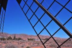 Windmill in Antigua, Fuerteventura Royalty Free Stock Photography