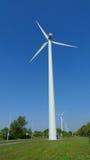 Windmill array Stock Photo