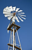 Windmill and Blue Sky Royalty Free Stock Image