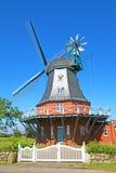 Windmill_borgsum Foto de Stock