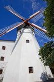Windmill on Bornholm, Denmark Stock Photos