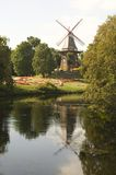 Windmill in Bremen Royalty Free Stock Photos