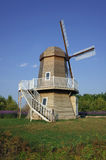 Windmill building Royalty Free Stock Photo