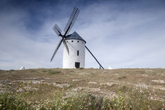 Windmill; Campo de Criptana Stock Photos