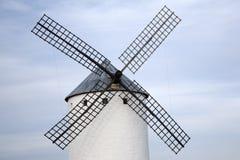 Windmill, Campo de Criptana Royalty Free Stock Photo