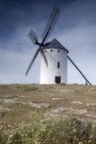 Windmill, Campo de Criptana Royalty Free Stock Images