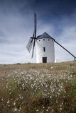 Windmill, Campo de Criptana Stock Images