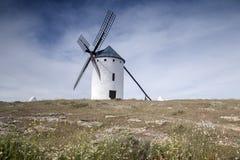 Windmill; Campo de Criptana Royalty Free Stock Images