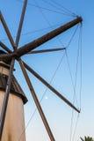 Windmill in Cavo de Gata Stock Images